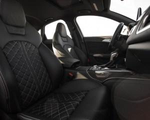 2016 Audi S6 Interior Seats Front