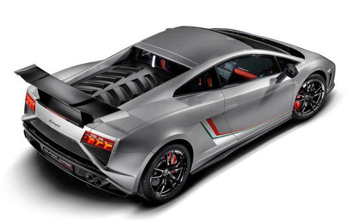 2017 Lamborghini Gallardo