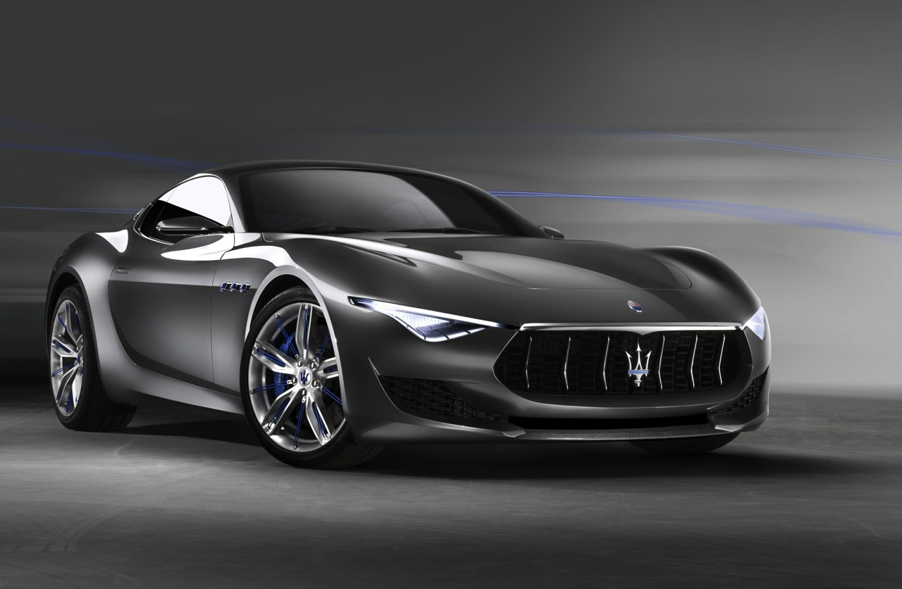 2017 Maserati Alfieri
