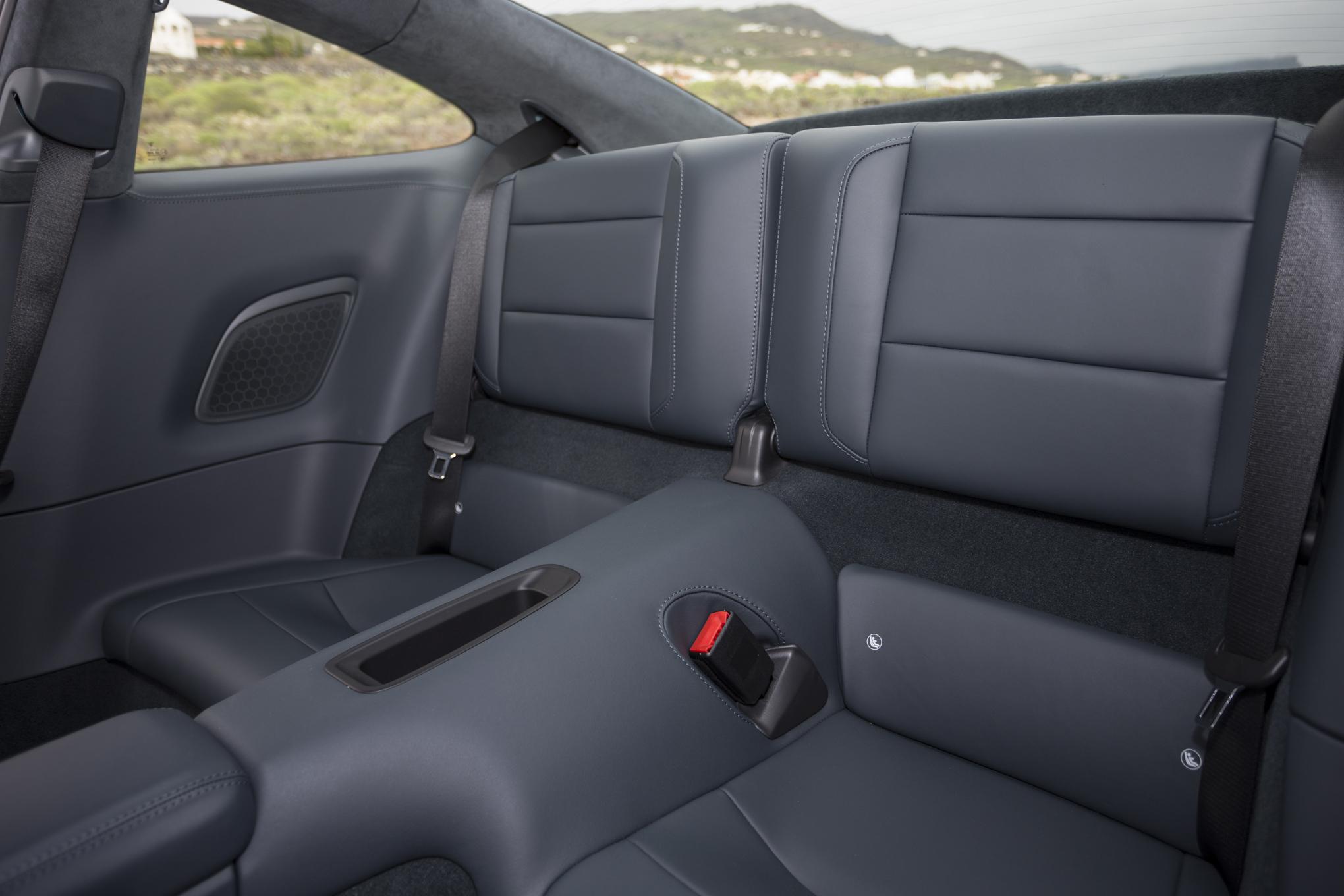 2017 Porsche 911 Carrera Seats View