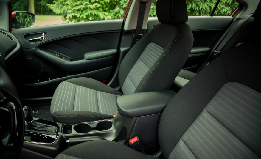 2017 Kia Forte Seats View