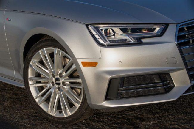 2017 Audi A2 wheel