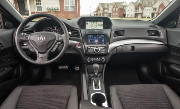 2017 Acura ILX Steering
