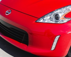 2017 Nissan 370Z Front View