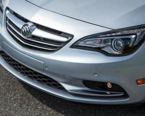 2017 Buick Cascada Headlights View