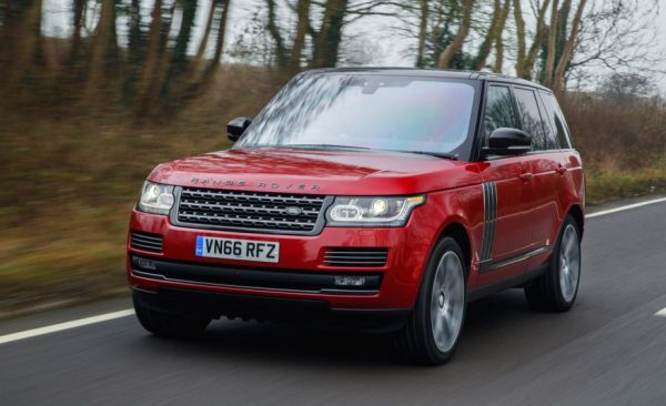 2017 Range Rover SVAutobiography