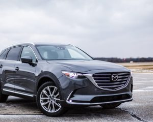 2017 Mazda CX-9 Front View