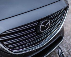 2017 Mazda CX-9 Grille View