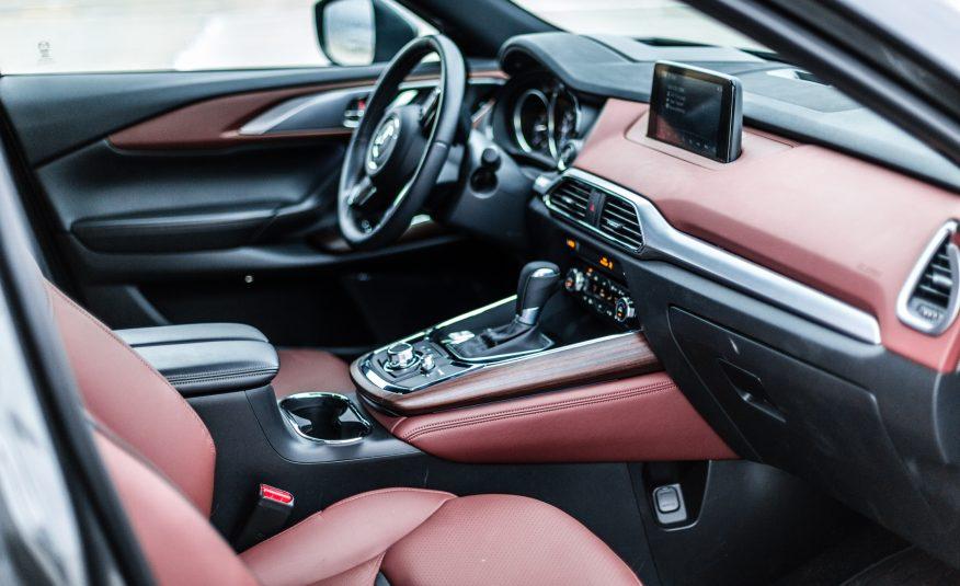 2017 Mazda CX-9 Steering View
