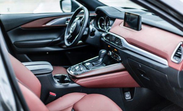 2017 Mazda CX-9 Steering review