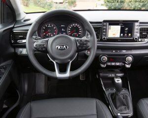 2018 Kia Rio Steering Wheel View