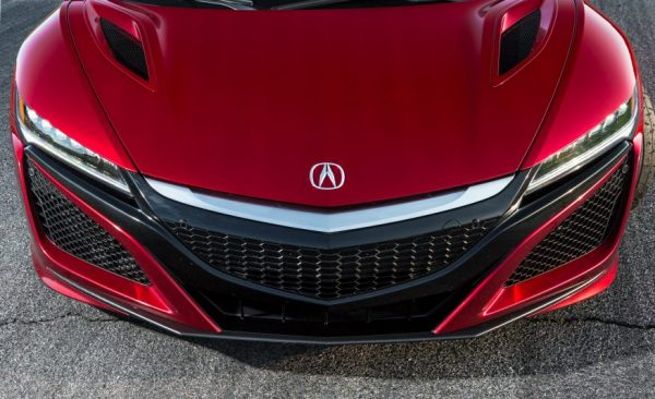2017 Acura NSX car review