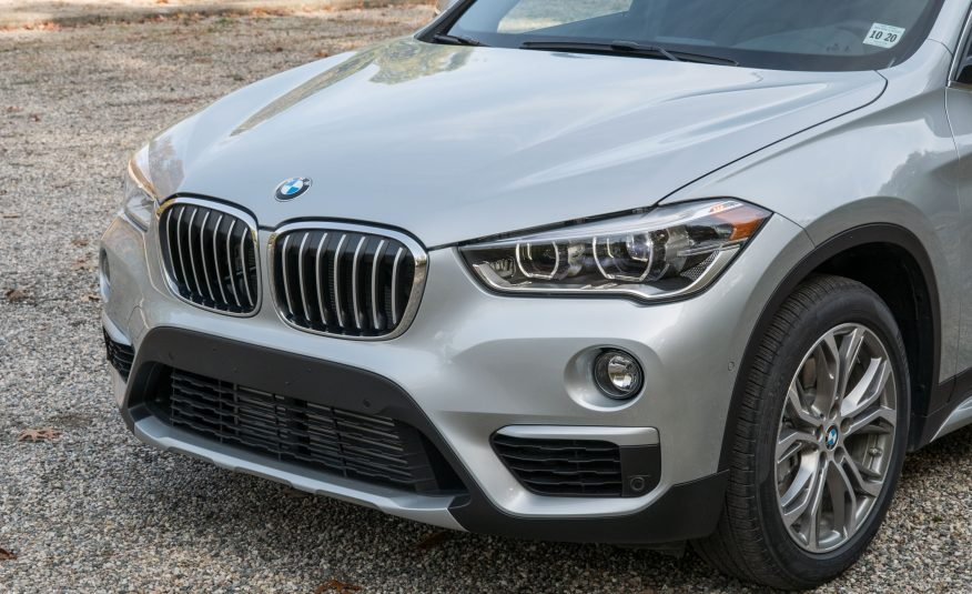 2017 BMW X1 Grille View