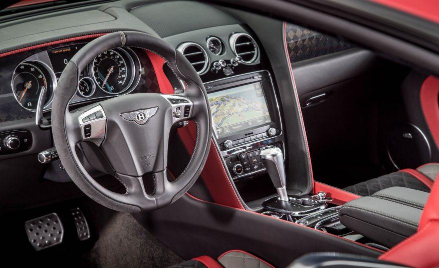 2018 Bentley Continental Supersports Interior View
