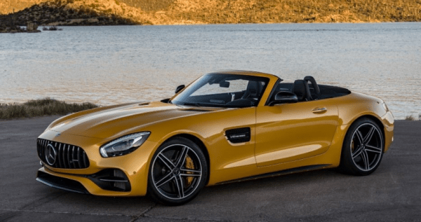 2018 Mercedes AMG GT C Side review