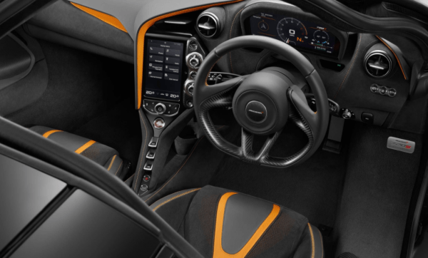 2018 McLaren 720S Steering review