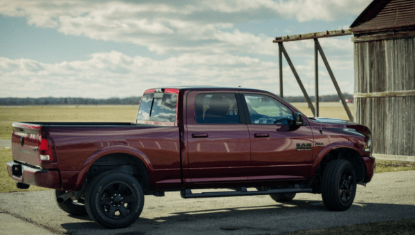 2017 Ram 2500 HD front side review