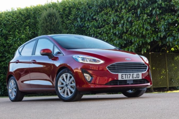 2018 Ford Fiesta 1.0T exterior review