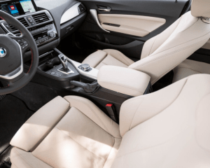 2018 BMW 2 Series Seats View