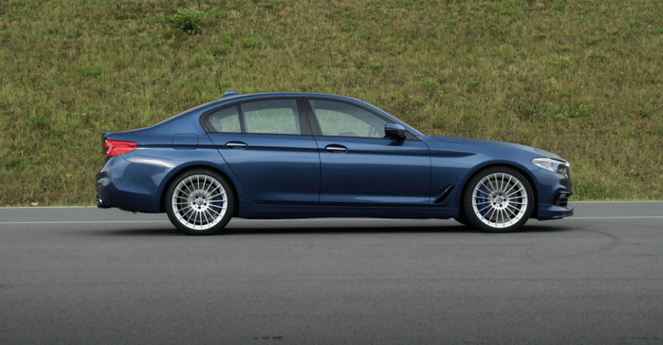 2018 BMW Alpina B5 Biturbo Side View