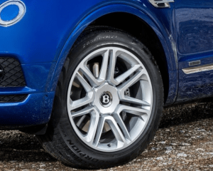 2018 Bentley Bentayga Wheels