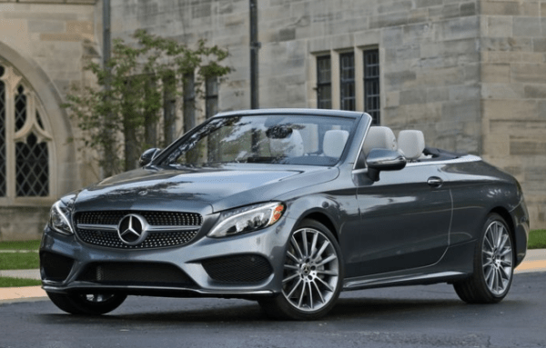 2018-Mercedes-Benz-Cabriolet-front-review 2018 Mercedes-Benz C300 Cabriolet