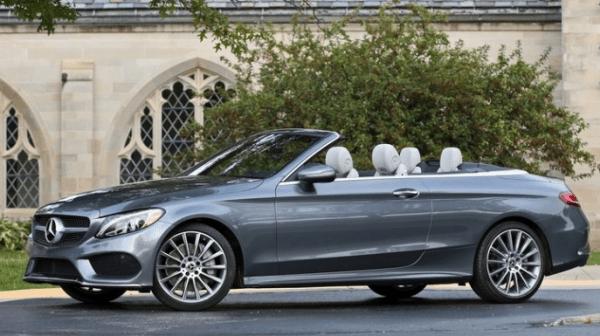 2018-Mercedes-Benz-Cabriolet-side-review 2018 Mercedes-Benz C300 Cabriolet