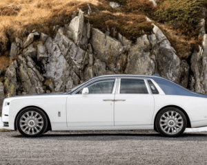 2018 Rolls Royce Phantom VIII Side View