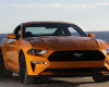 2018 Ford Mustang Front View