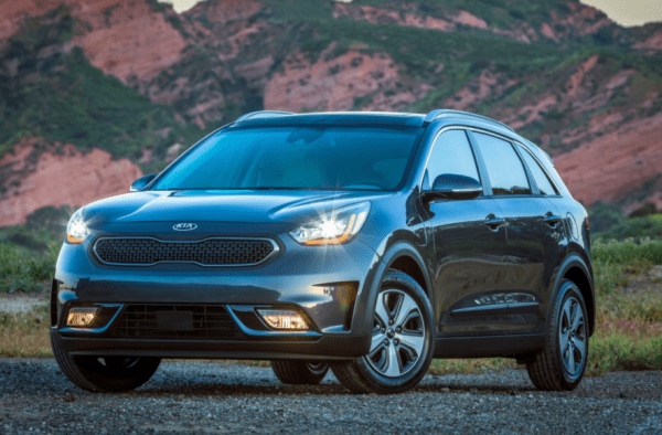 2018 Kia Niro Plug in Hybrid front review