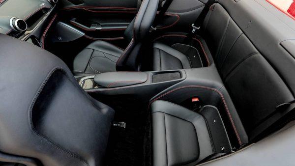 2018 Ferrari Portofino rear exterior review