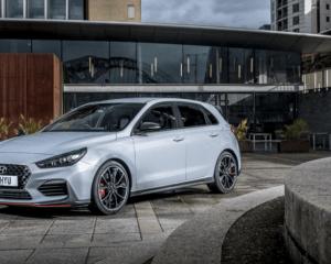 2018 Hyundai i30 N Front View