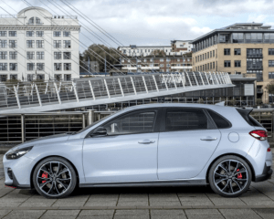 2018 Hyundai i30 N Side View