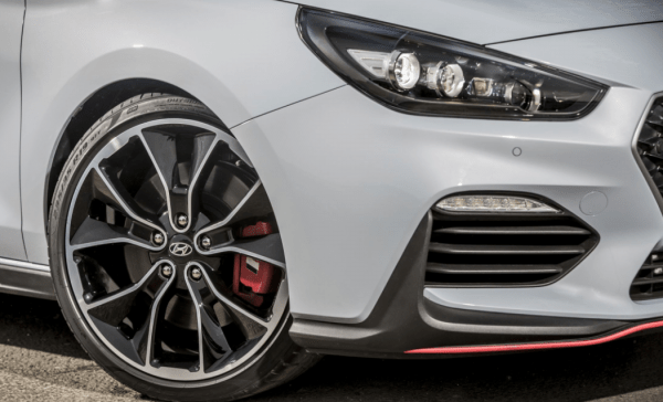 2018 Hyundai i30 N wheel review