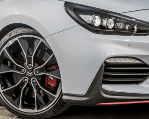 2018 Hyundai i30 N Wheels View