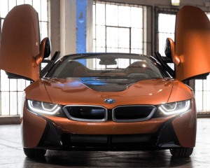 2019 BMW i8 Exterior Front Door View