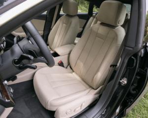 2018 Audi A5 Seat View