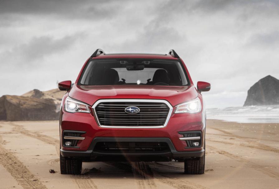 2019 Subaru Ascent Front View