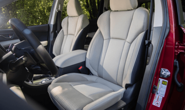 2019 Subaru Ascent seats review