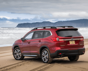 2019 Subaru Ascent Exterior Side View