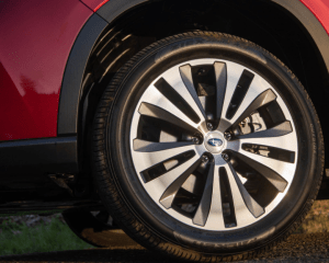 2019 Subaru Ascent Wheel View