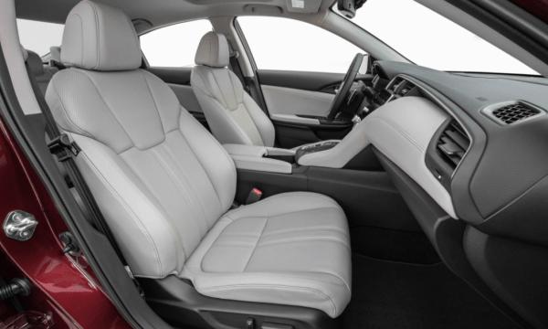 2019 Honda Insight seats review