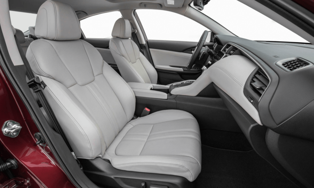 2019 Honda Insight Interior Seats View
