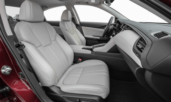 2019 Honda Insight seats review