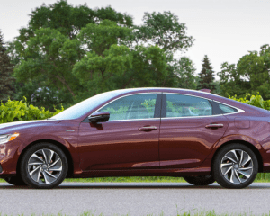 2019 Honda Insight Side View