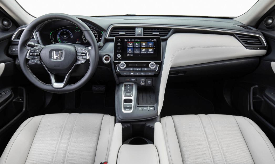 2019 Honda Insight Dashboard View