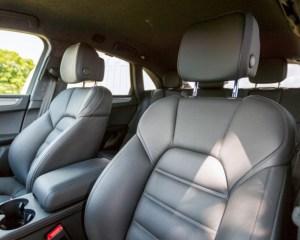 2018 Porsche Macan Turbo SUV Seat View