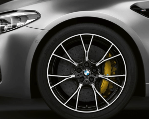 2019 BMW M5 Wheel View