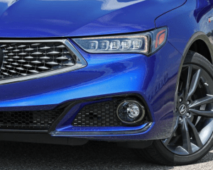 2019 Acura TLX Grille View