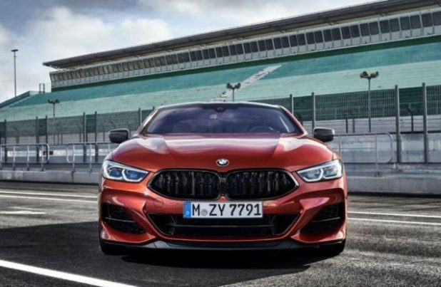 2019 BMW 850i headlights review